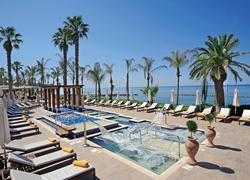 Alexander The Great Beach Hotel - winterzon