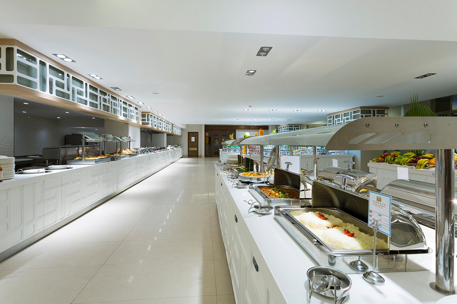 Turkei Urlaub Hotel Terrace Elite Resort