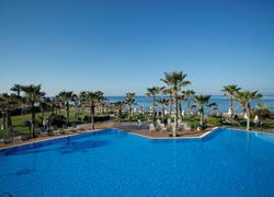 Hotel Aquamare Beach & Spa - winterzon