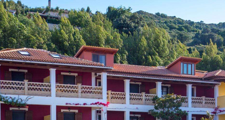 Sea view village zakynthos griechenland sunweb