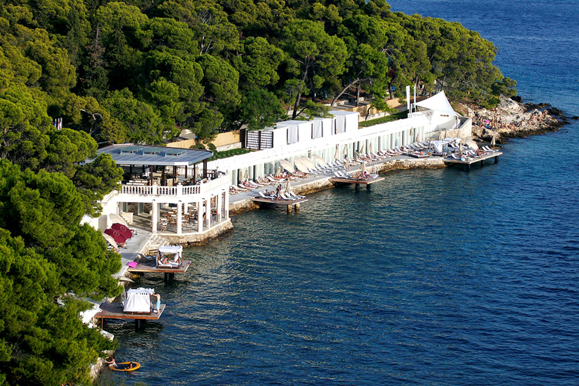 Amfora Hvar Grand Beach Resort Incl Huurauto Image