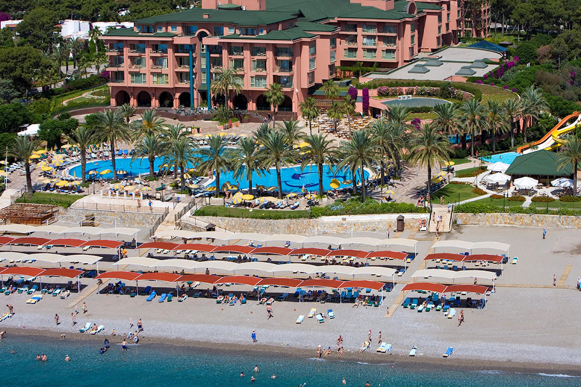 Fantasia Hotel De Luxe Kemer Antalya Turkei
