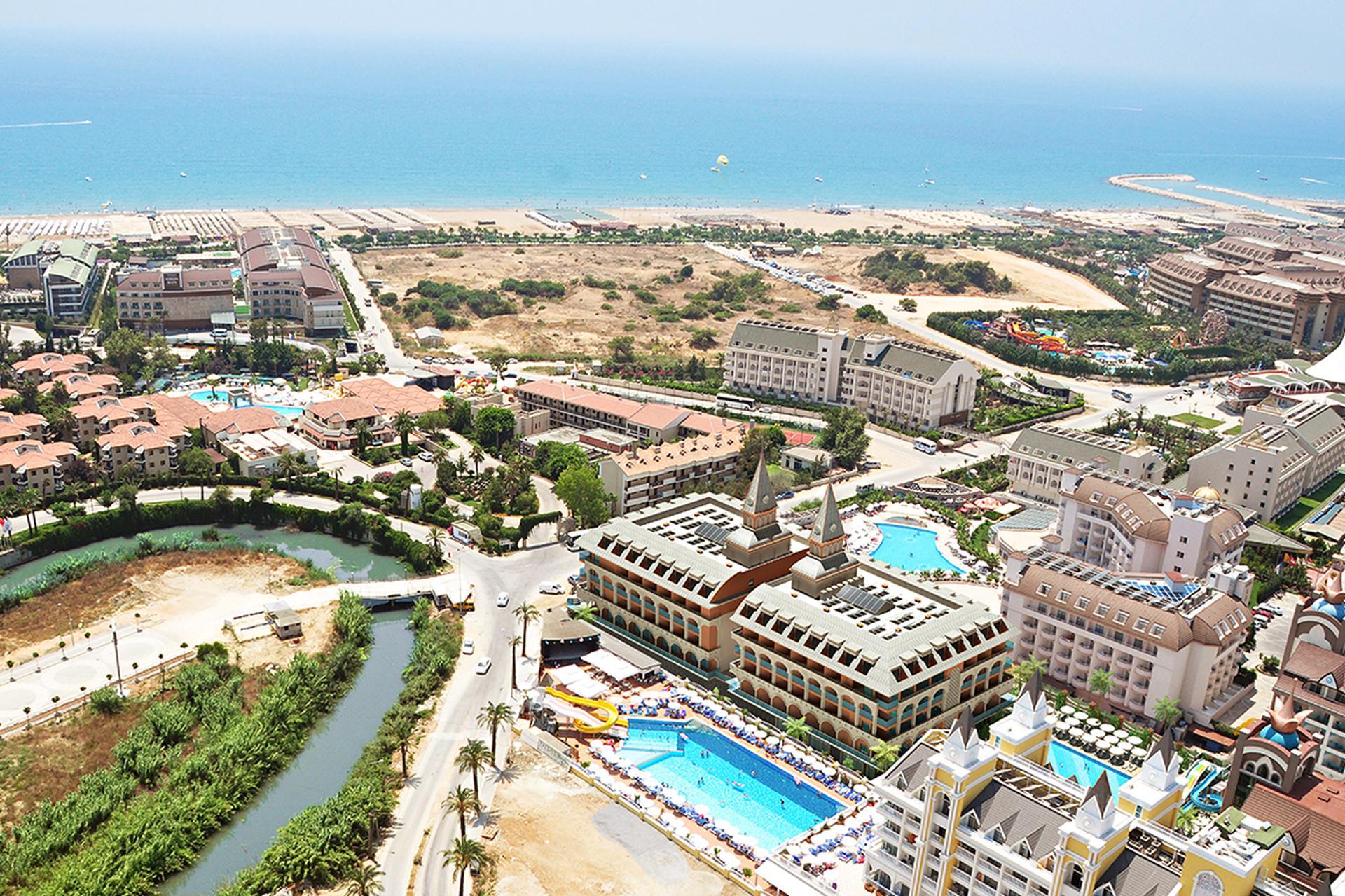 Hotel Orange Palace Diskothek
