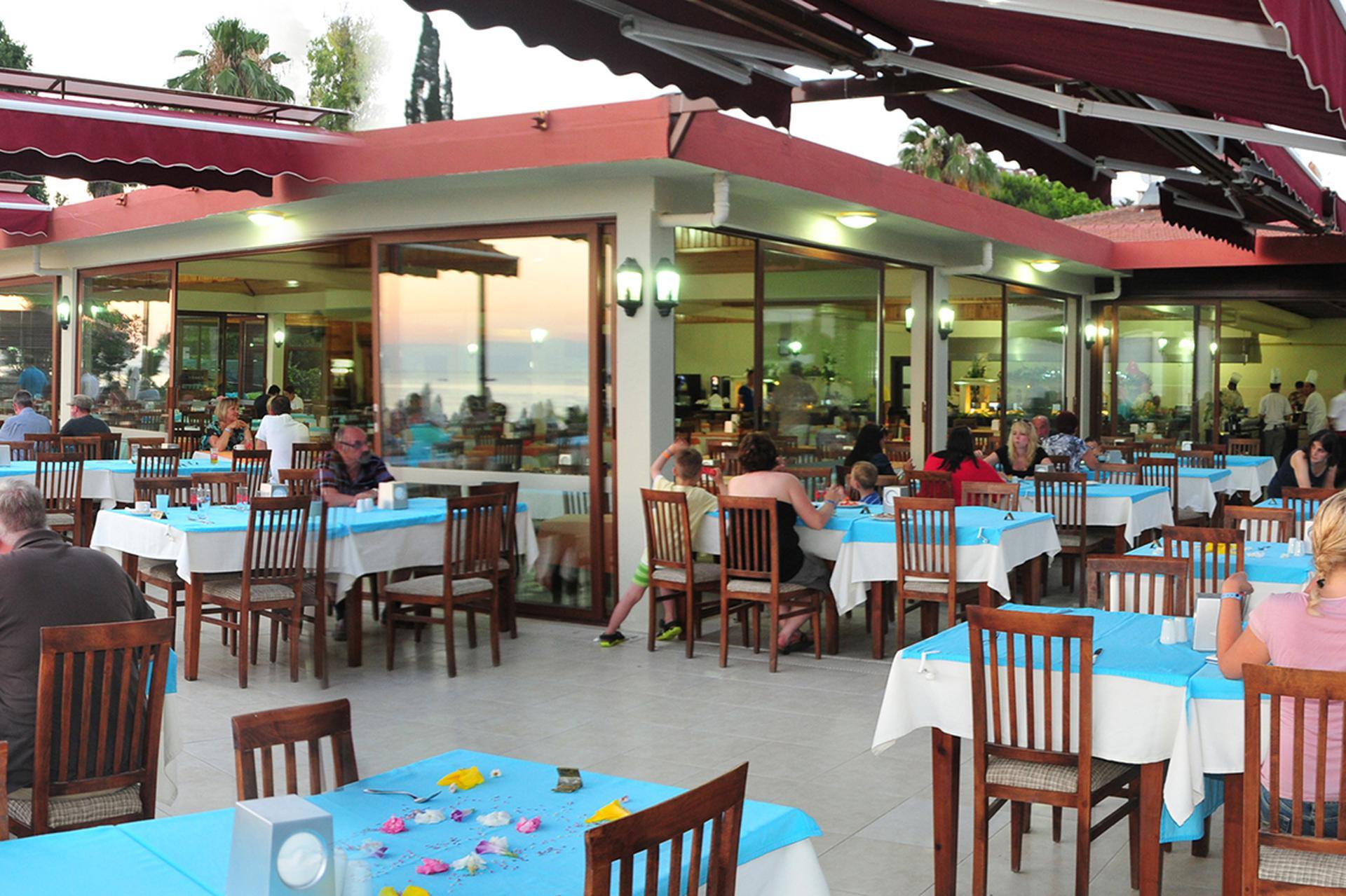 Turkei Side Hotel Sirma
