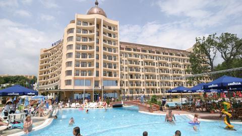 hotel admiral schwarzes meer region goldstrand bulgarien sunweb. Black Bedroom Furniture Sets. Home Design Ideas