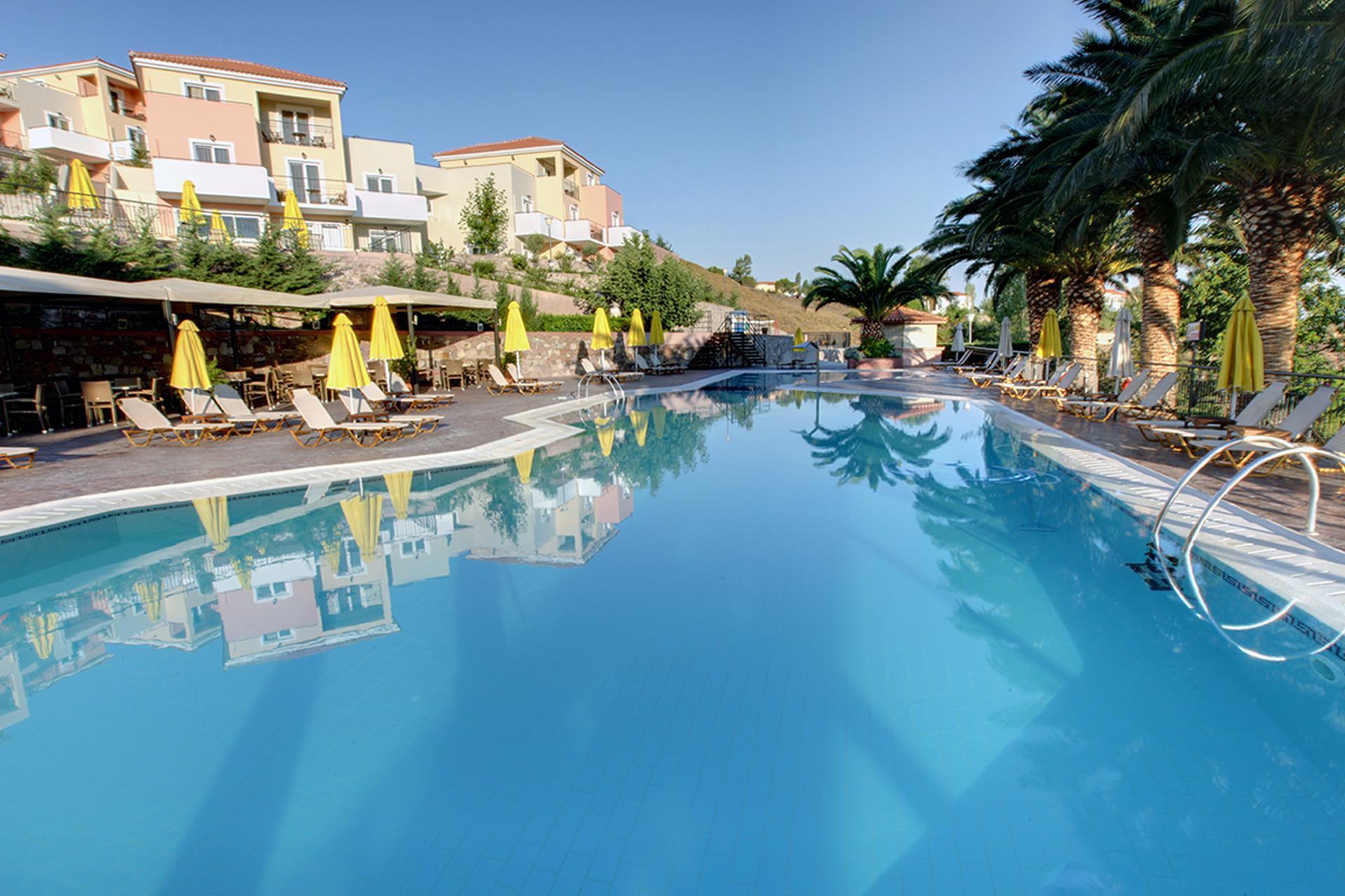 Hotel Sunrise Resort - Halbpension**** - Lesbos, Griechenland   Sunweb