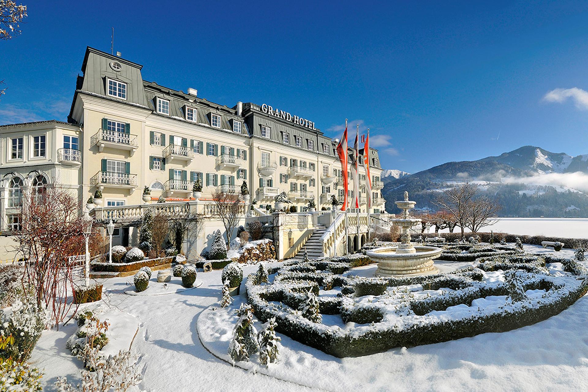 Grand Hotel Zell Am See Zell Am See Kaprun