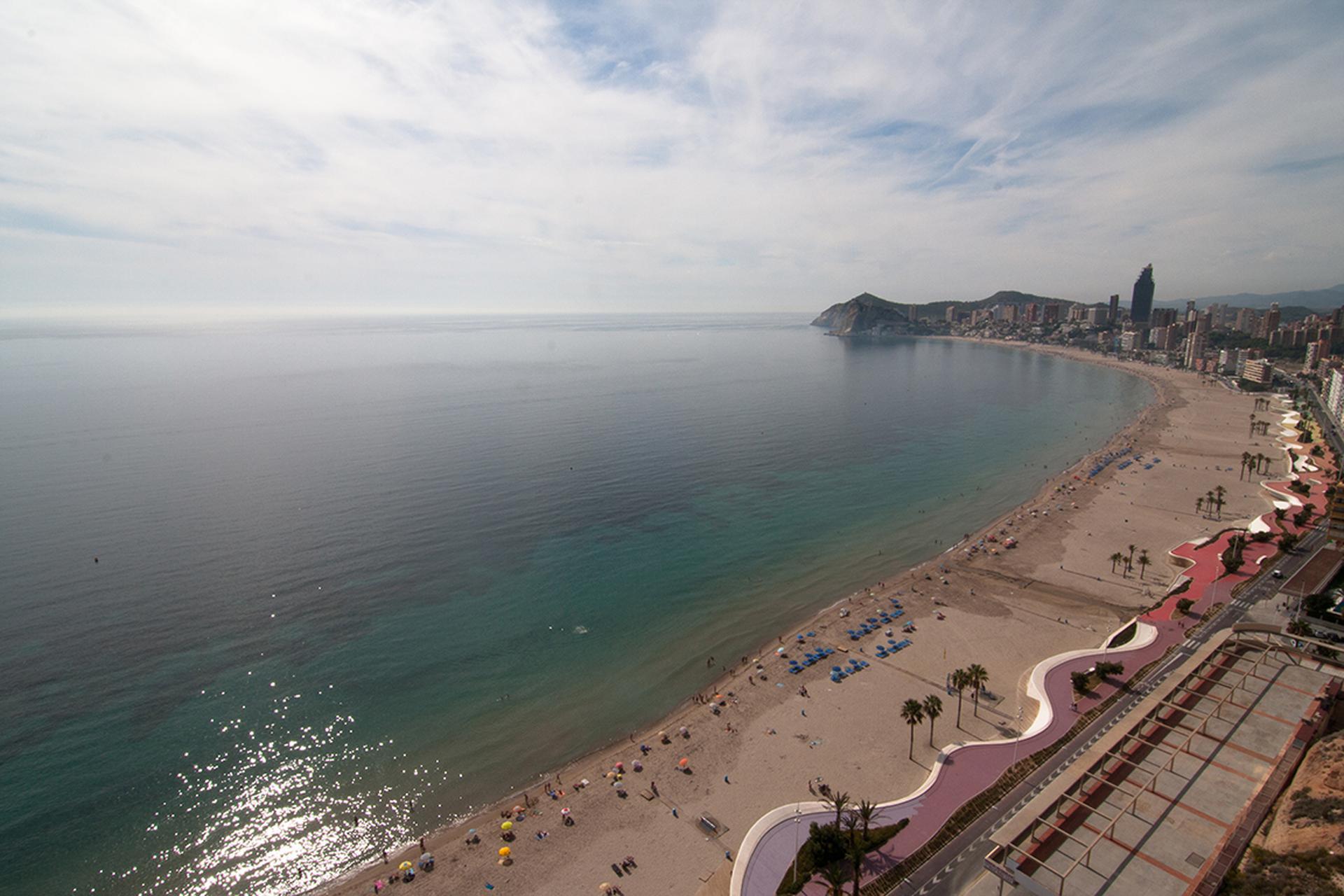 Artementen Beni Beach Image