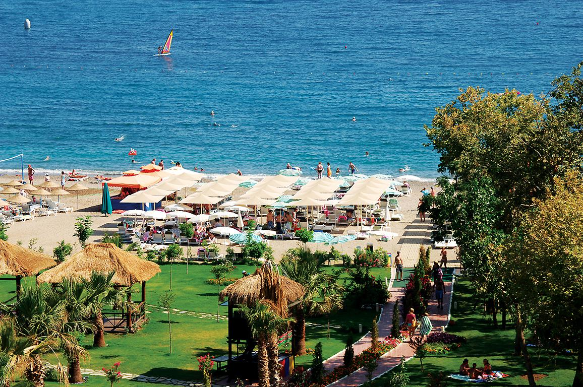 Lycus beach hotel image