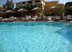 Hotel Porto Koukla Beach - halfpension