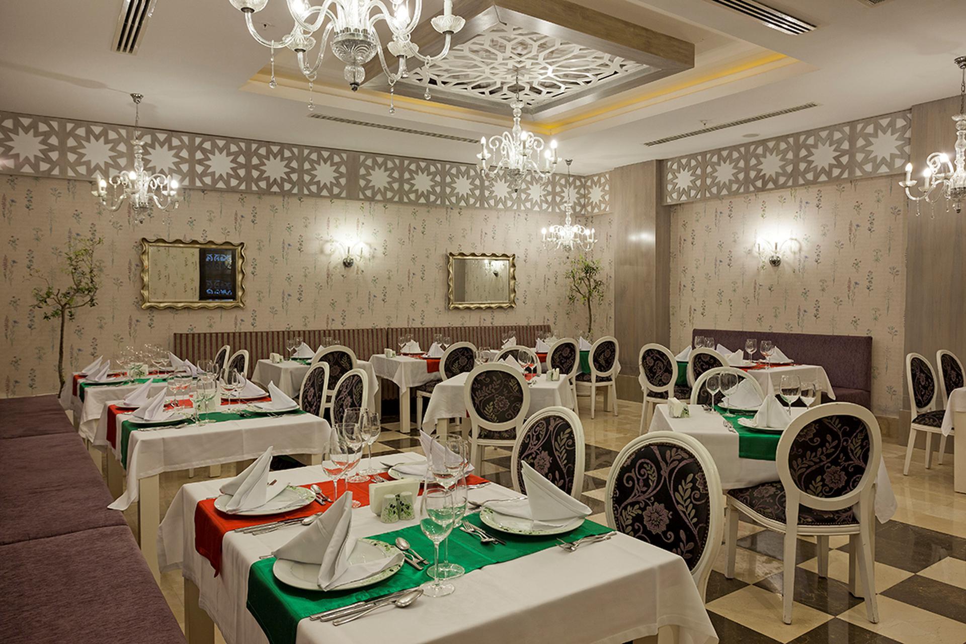 Hotel Roma Beach Resort Turkei
