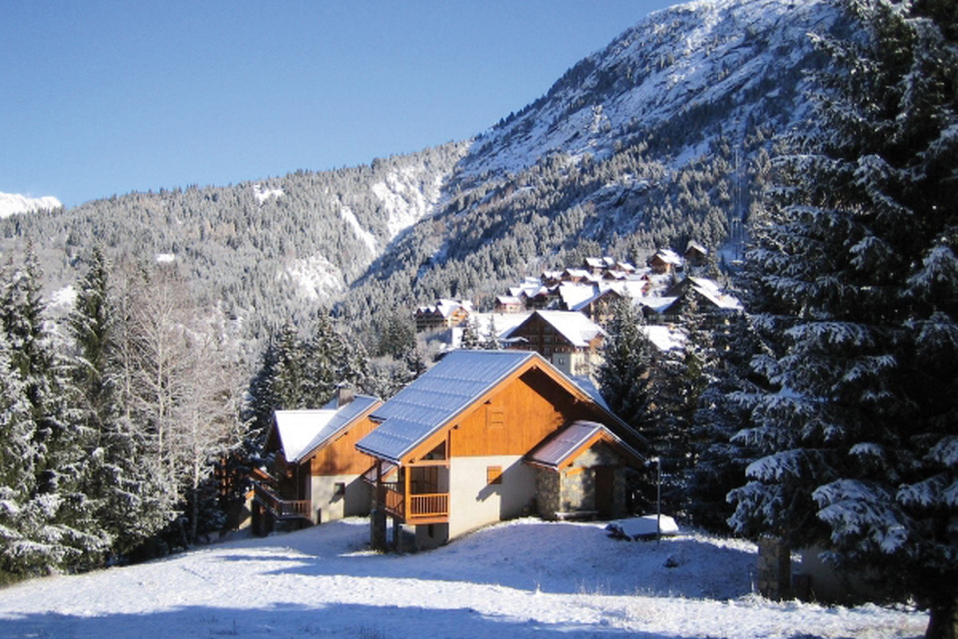 Chalets Les Clos du Pré - Tomorrowland Winter**** - Alpe d