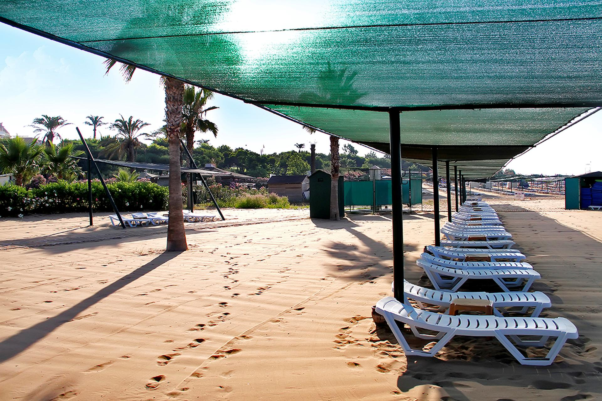 Atlantis Beach Hotel Turkei