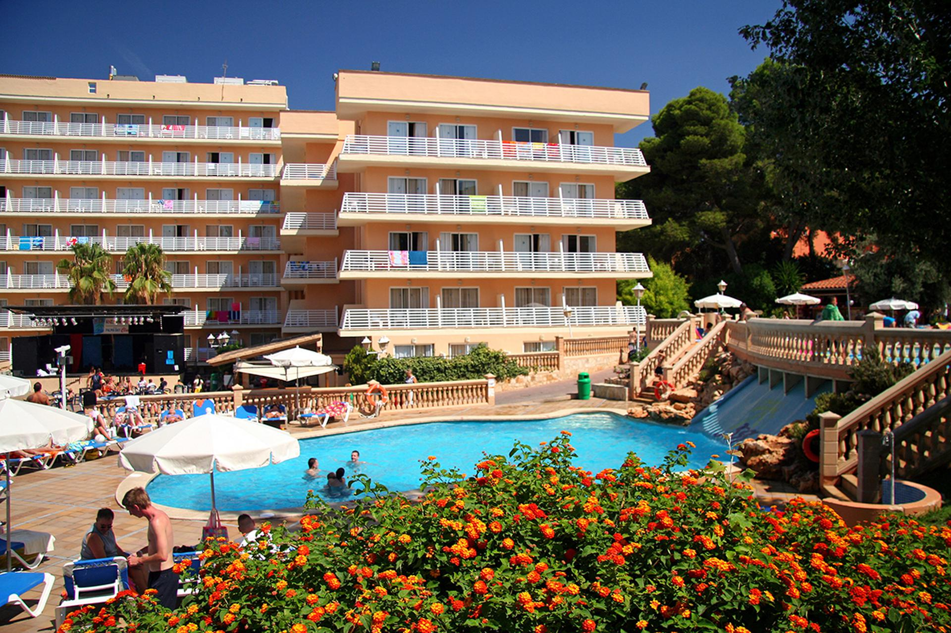 Hotel Palma Bay Club Mallorca Spanien Sunweb