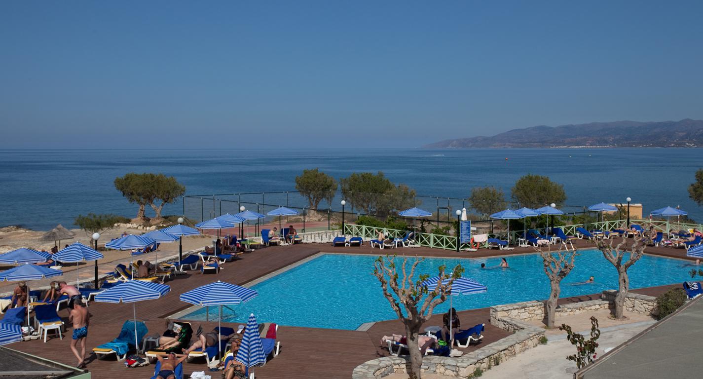 Silva Beach Hotel Chersonissos September   September