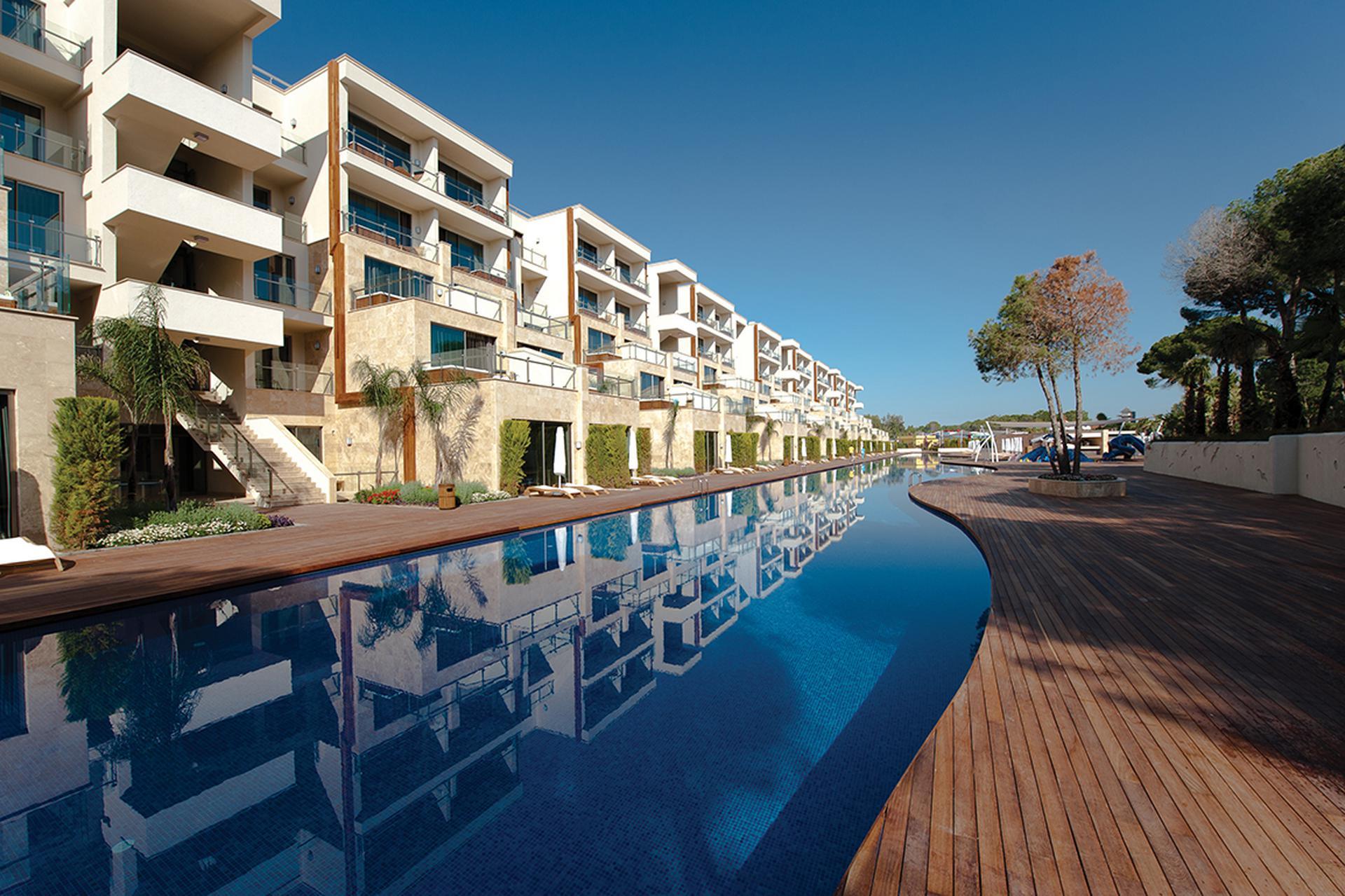 Sterne Hotel Turkei Belek