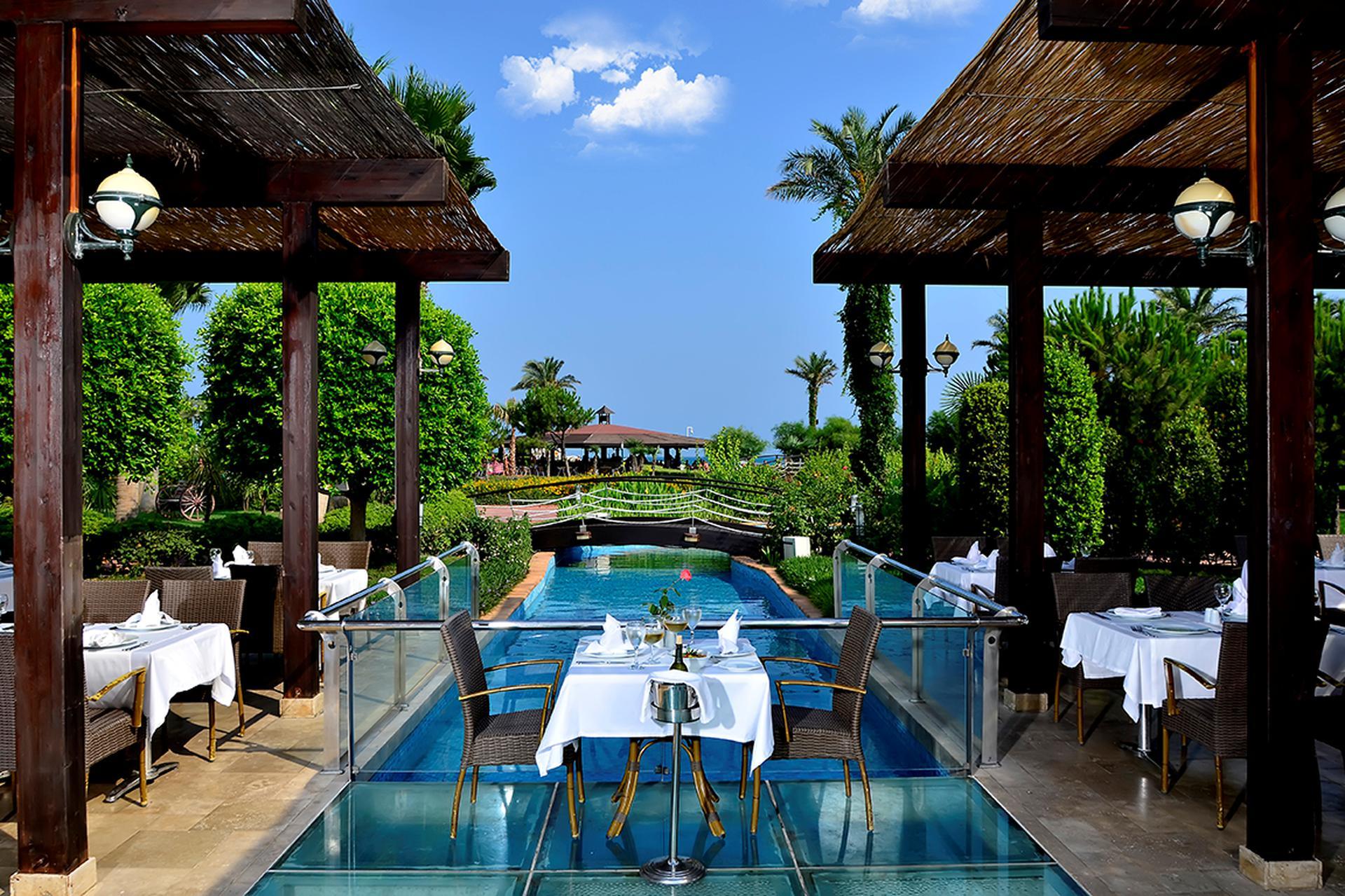 Urlaub Turkei Lara Hotel Miracle Resort