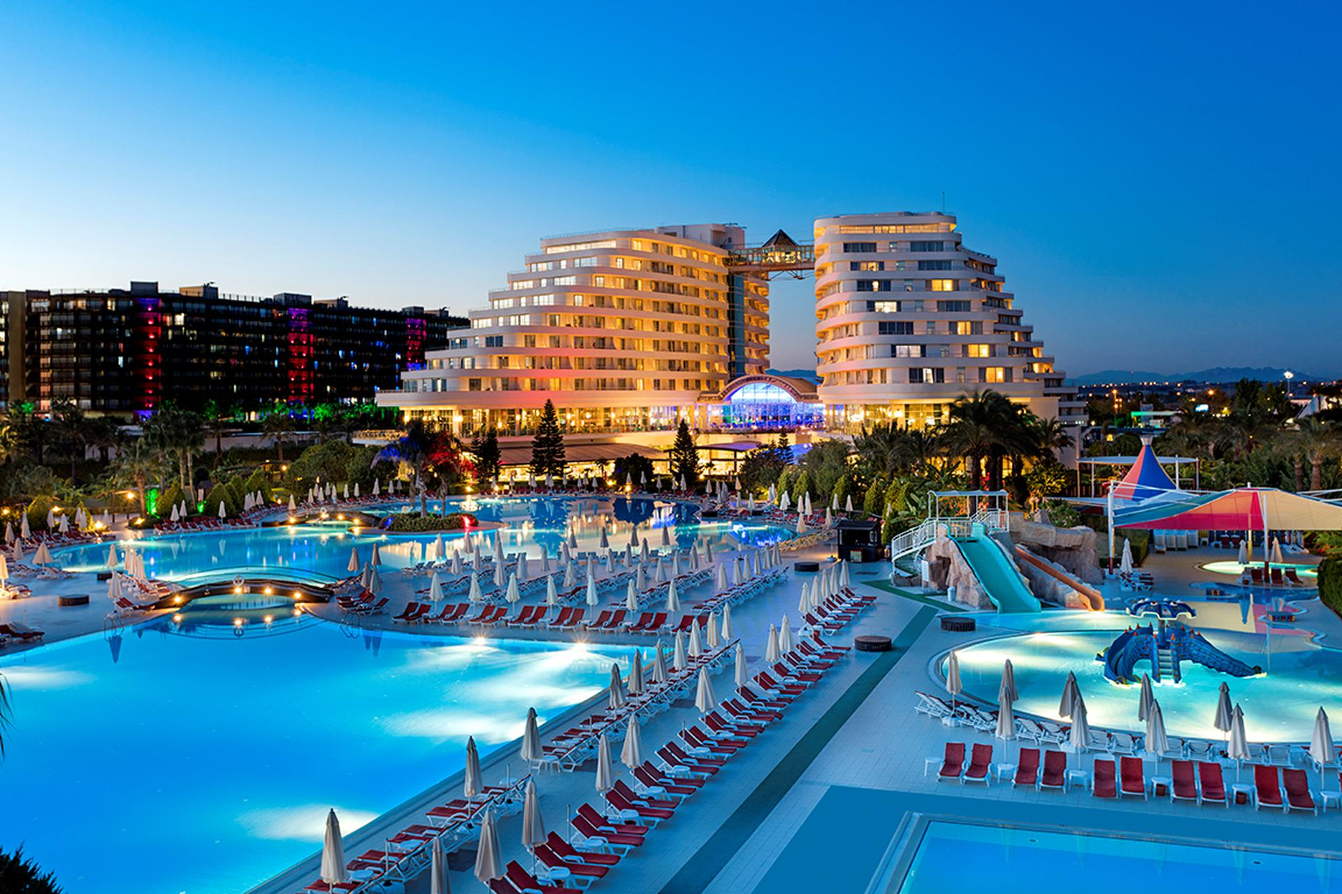 Turkei Lara Hotel Miracle Resort