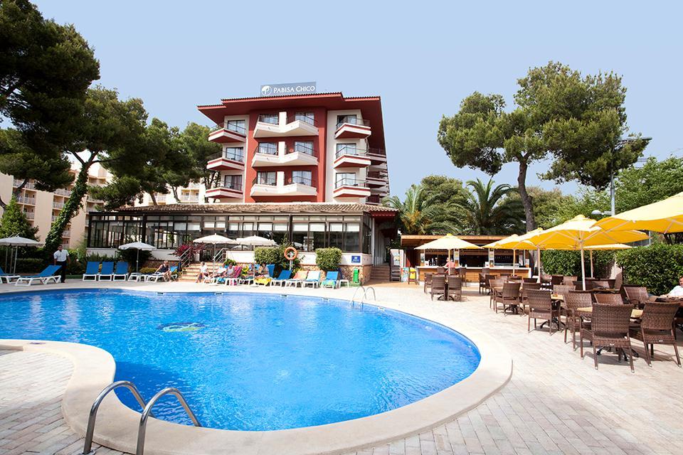 Hotel Pabisa Chico In Mallorca Spanje Zonvakantie Sunweb Zonvakanties