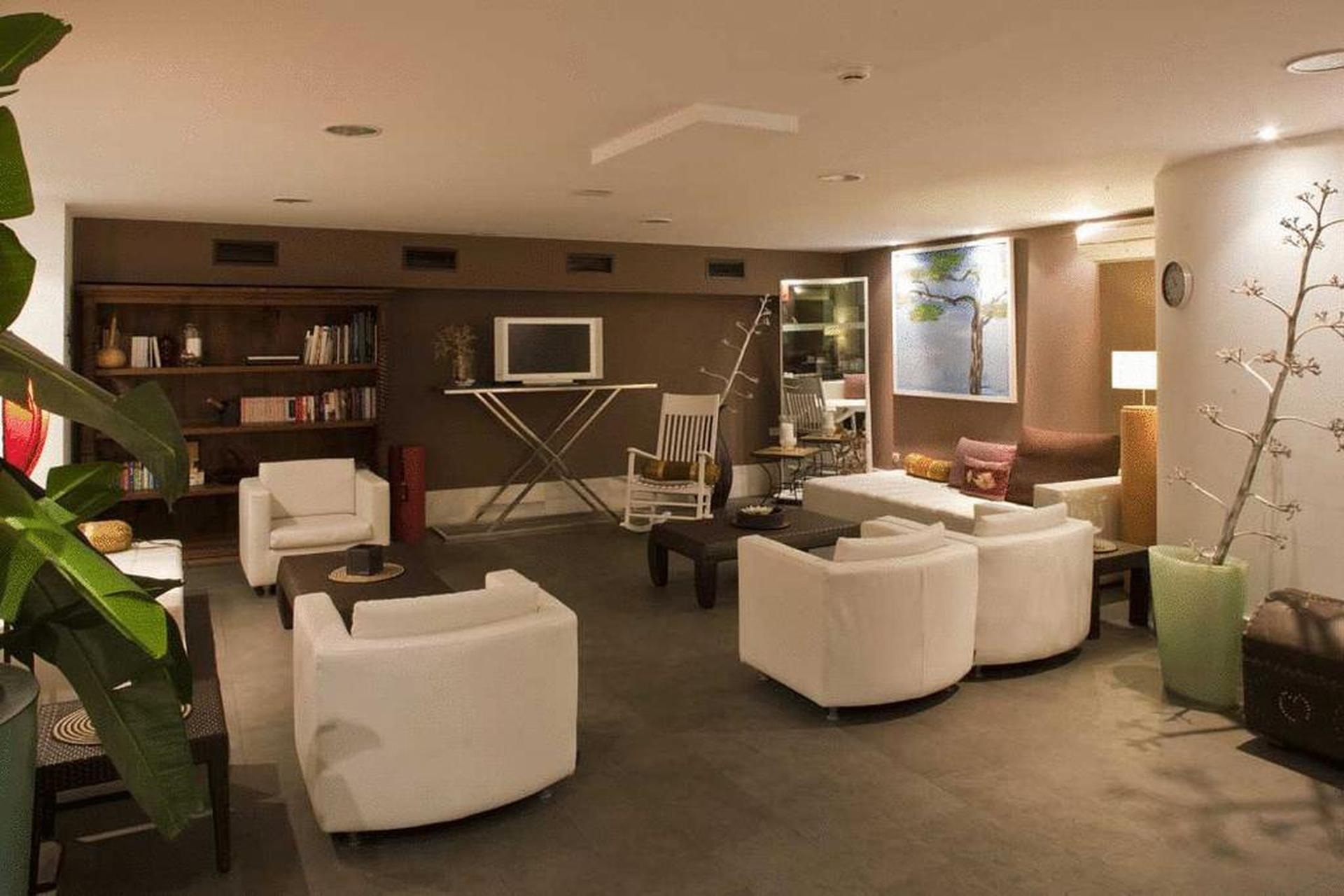 Hotel Mc Boutique San Jose Inclusief Huurauto In Andalusië Costa