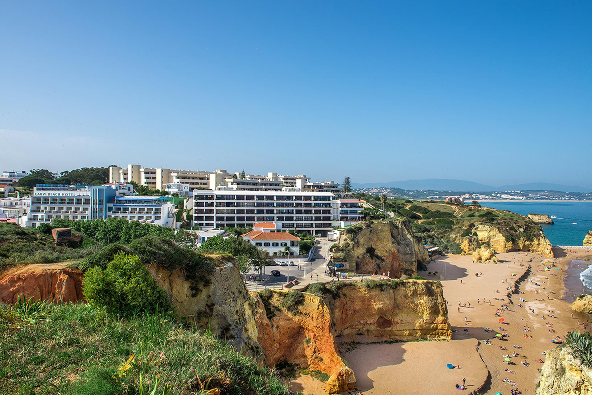 Carvi Beach Hotel Algarve Lagos