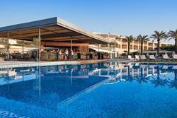 Hotel Cretan Dream Royal - adults only gedeelte