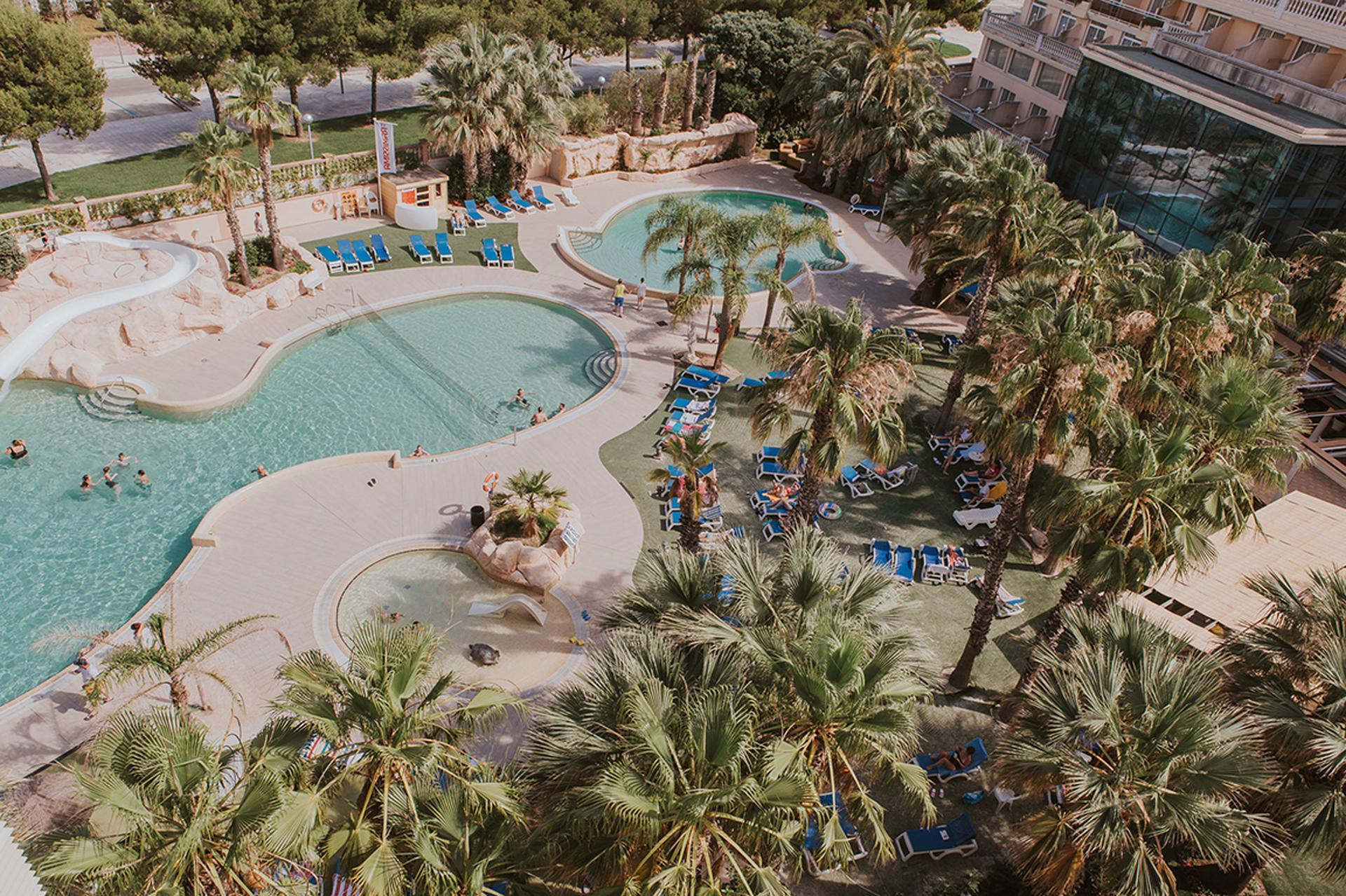 Hotel Palas Pineda Costa Dorada Spanien Sunweb