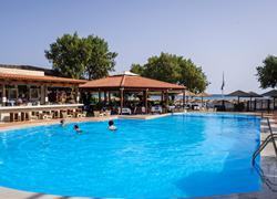 Amalthia Beach Resort****  in Agia Marina