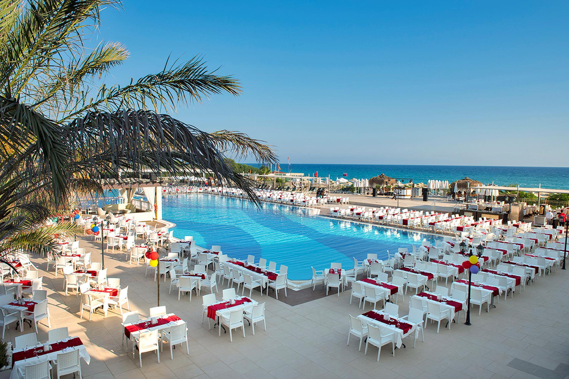 Turkische Riviera Hotels  Sterne