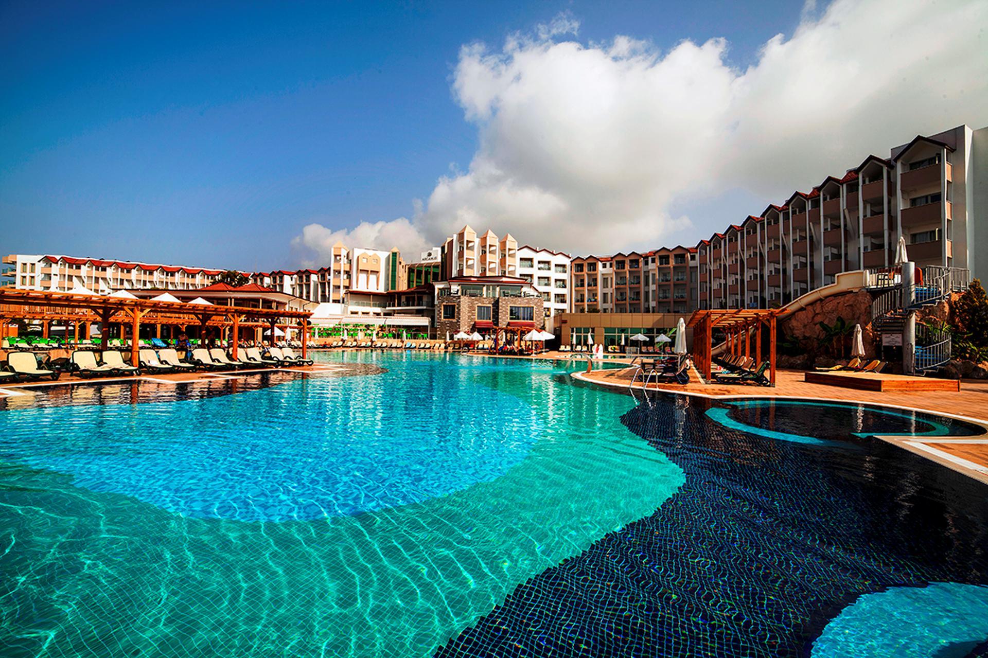 Urlaub Turkei Side  Sterne Hotel