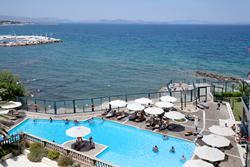 Hotel Ramada Attica Rivièra (voorheen hotel Aquamarina)