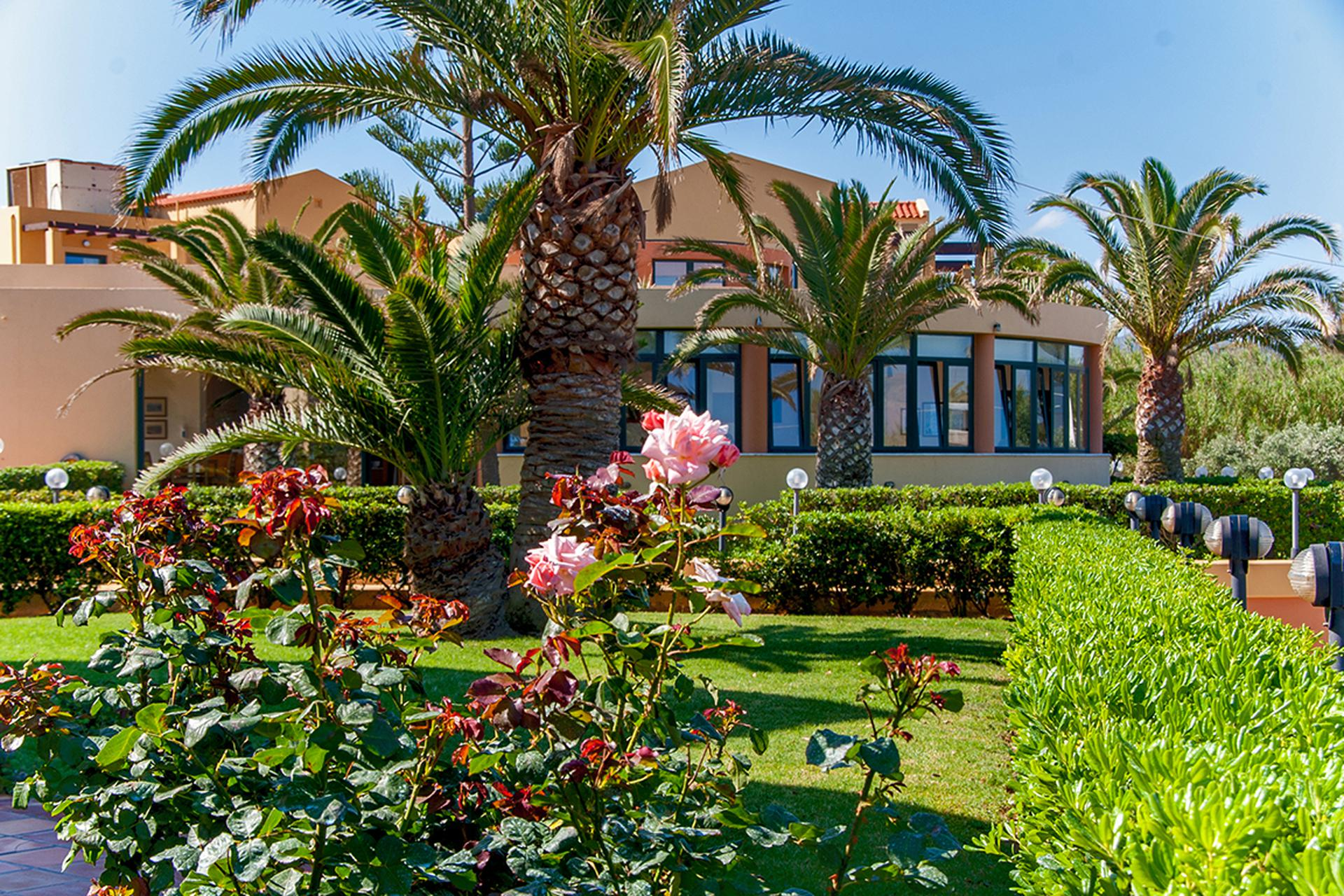 Silver Beach Hotel Apartments Kreta