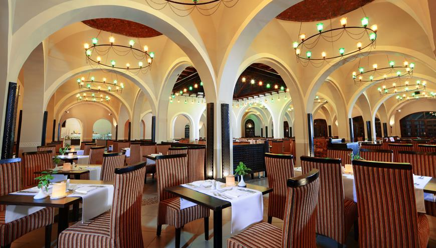Hotel Jaz Makadi Oasis Resort  U0026 Club