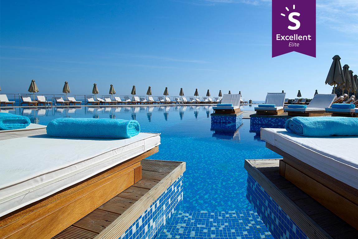 The Royal Blue - a luxury beach resort