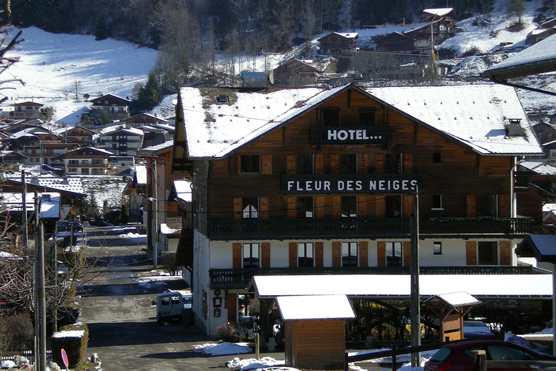 Hotel Fleur Des Neiges Les Portes Du Soleil Frankrijk Sunweb
