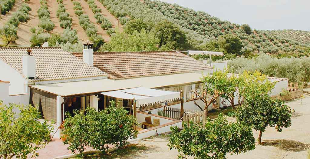 Bijzondere accommodaties Casa Valle de Oro in Villanueva de Algaidas (Andalusië, Spanje)